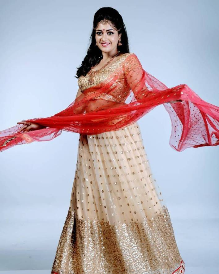Check out this 45 Beautiful Photos of Meghna Raj 31