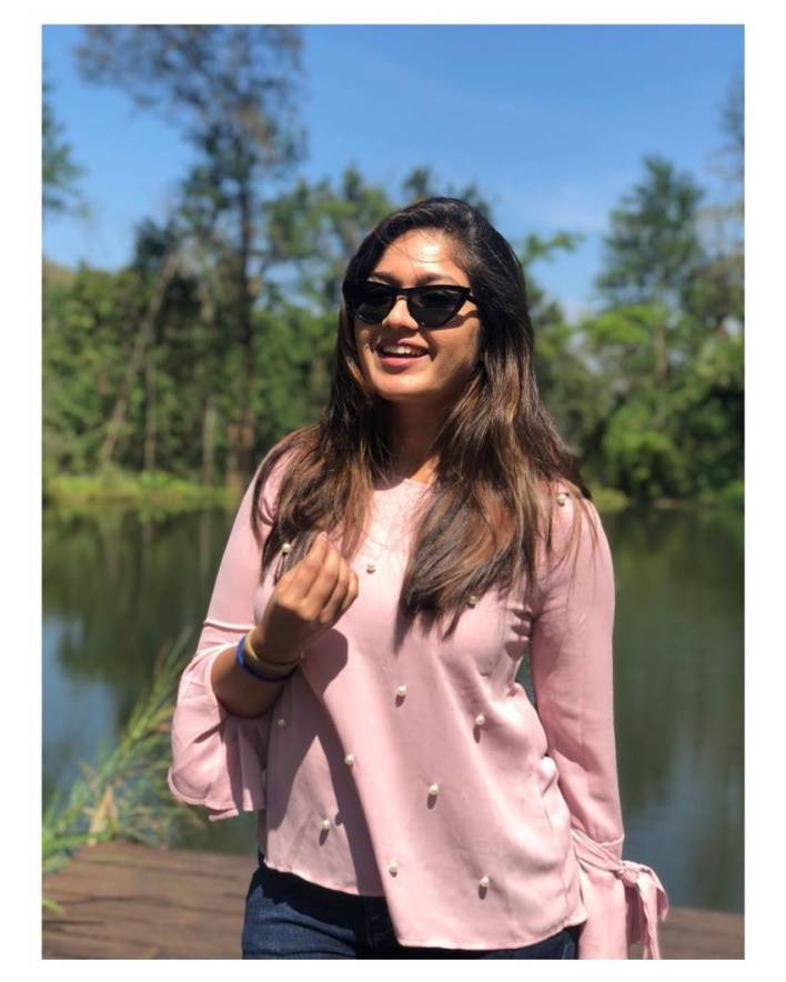 Check out this 45 Beautiful Photos of Meghna Raj 46