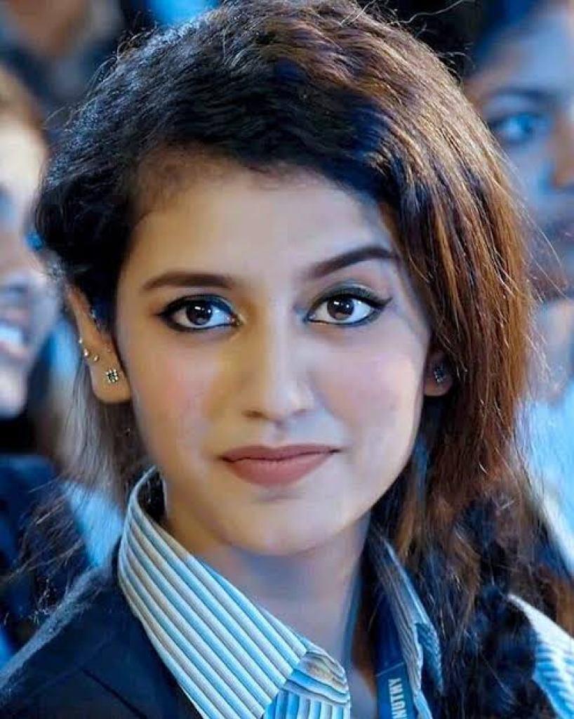 108+ Cute Photos of Priya Prakash Varrier 109