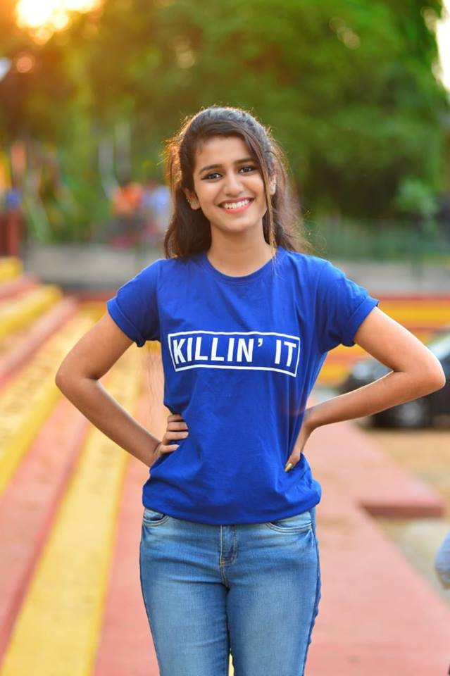 108+ Cute Photos of Priya Prakash Varrier 18
