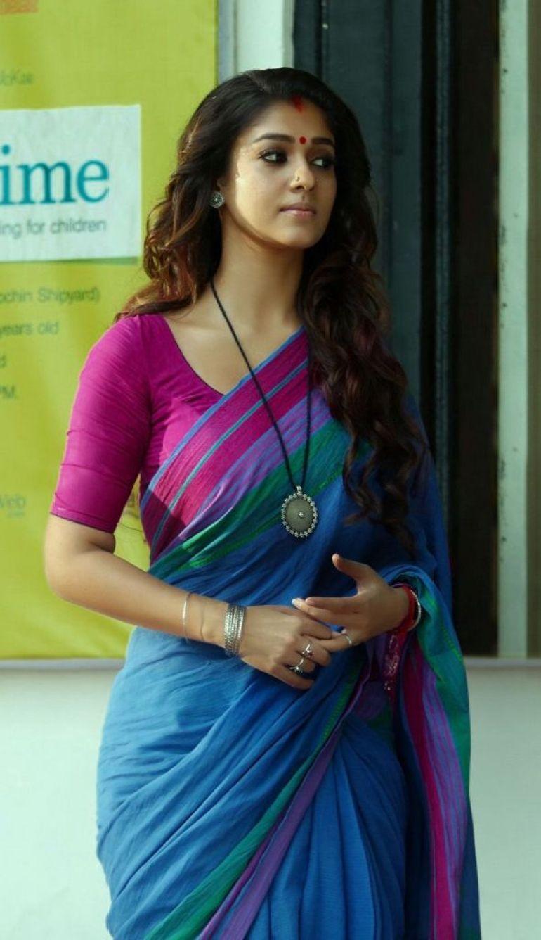 59+ Gorgeous Photos of Nayanthara 3