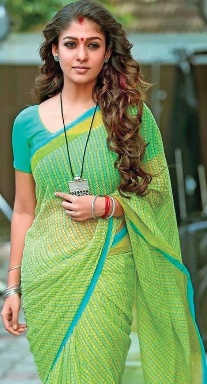 59+ Gorgeous Photos of Nayanthara 37