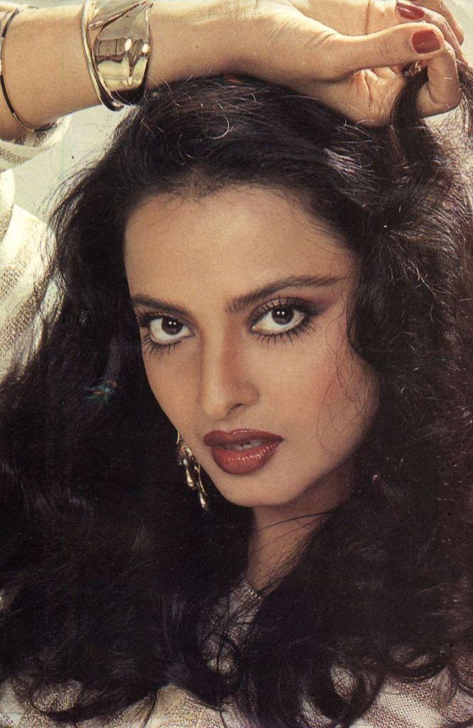 Beautiful Photos of Rekha 87