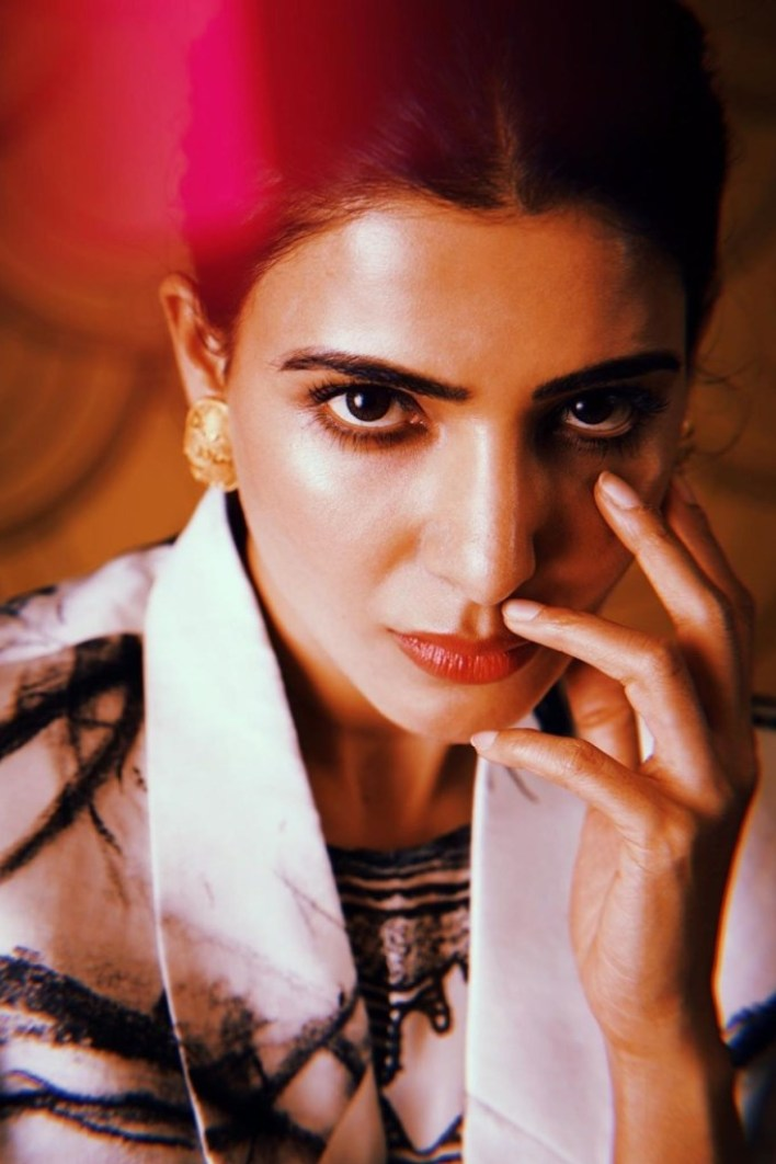 63+ Glamorous Photos of Samantha Akkineni 4