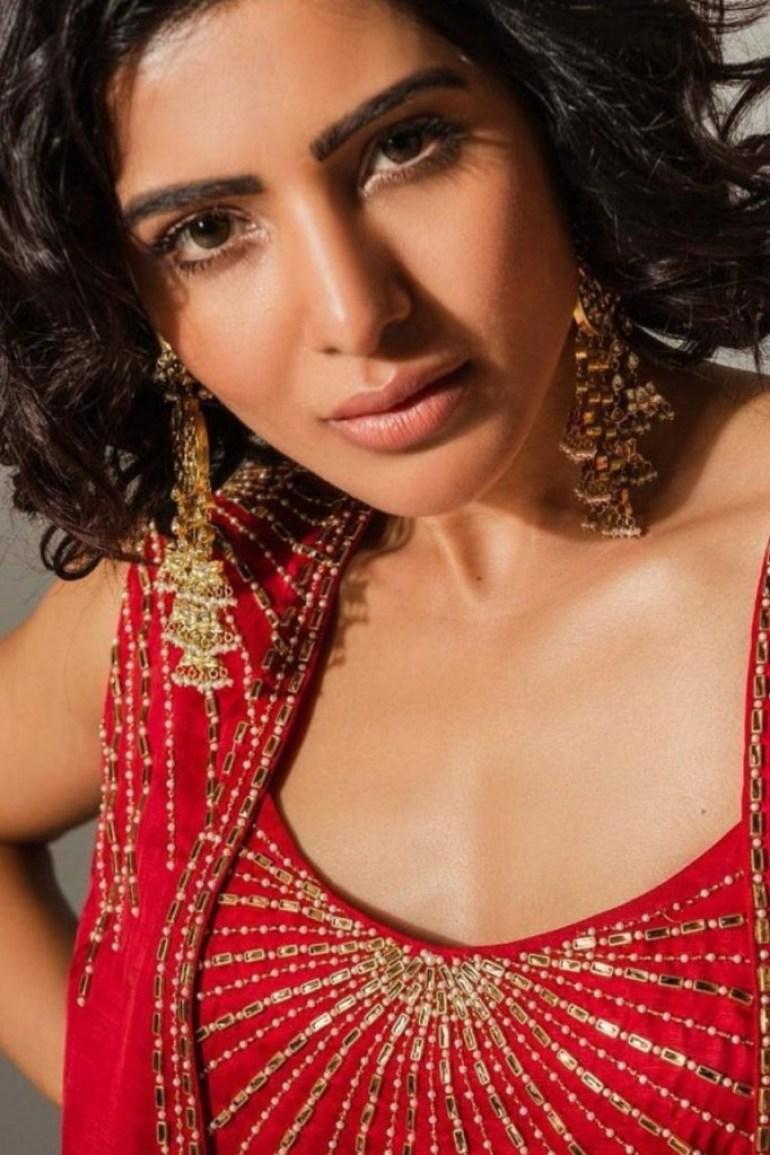 63+ Glamorous Photos of Samantha Akkineni 41
