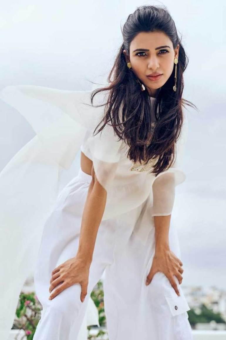 63+ Glamorous Photos of Samantha Akkineni 59