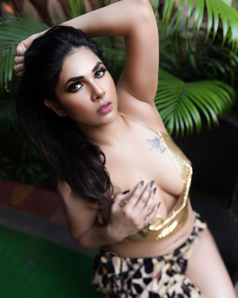 Aabha Paul Wiki, Biography and 57+ Glamorous Photos 44