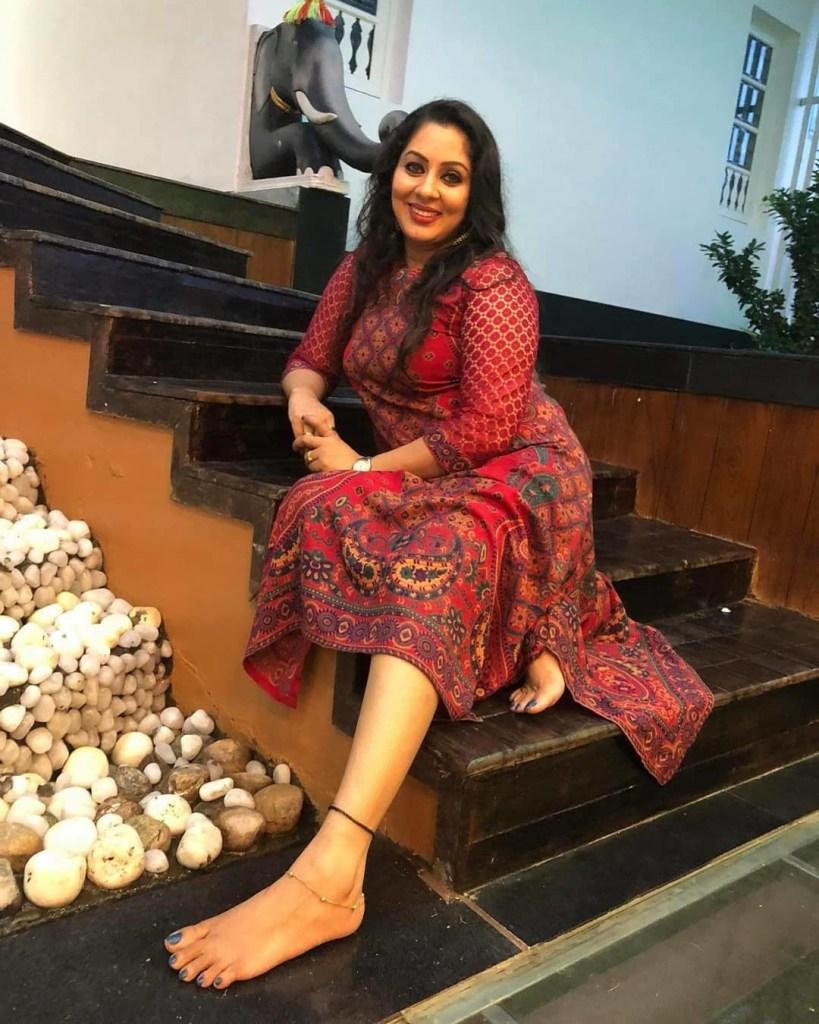 23+ Lovely Photos of Sreeya Remesh 23