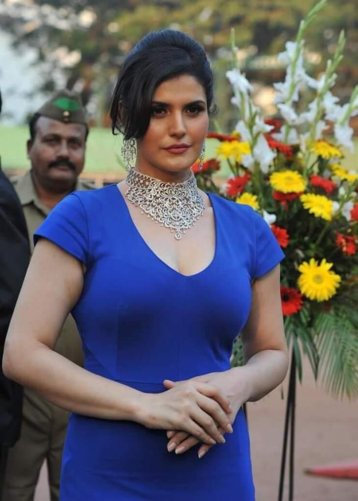 45+ Stunning Photos of Zareen Khan 39