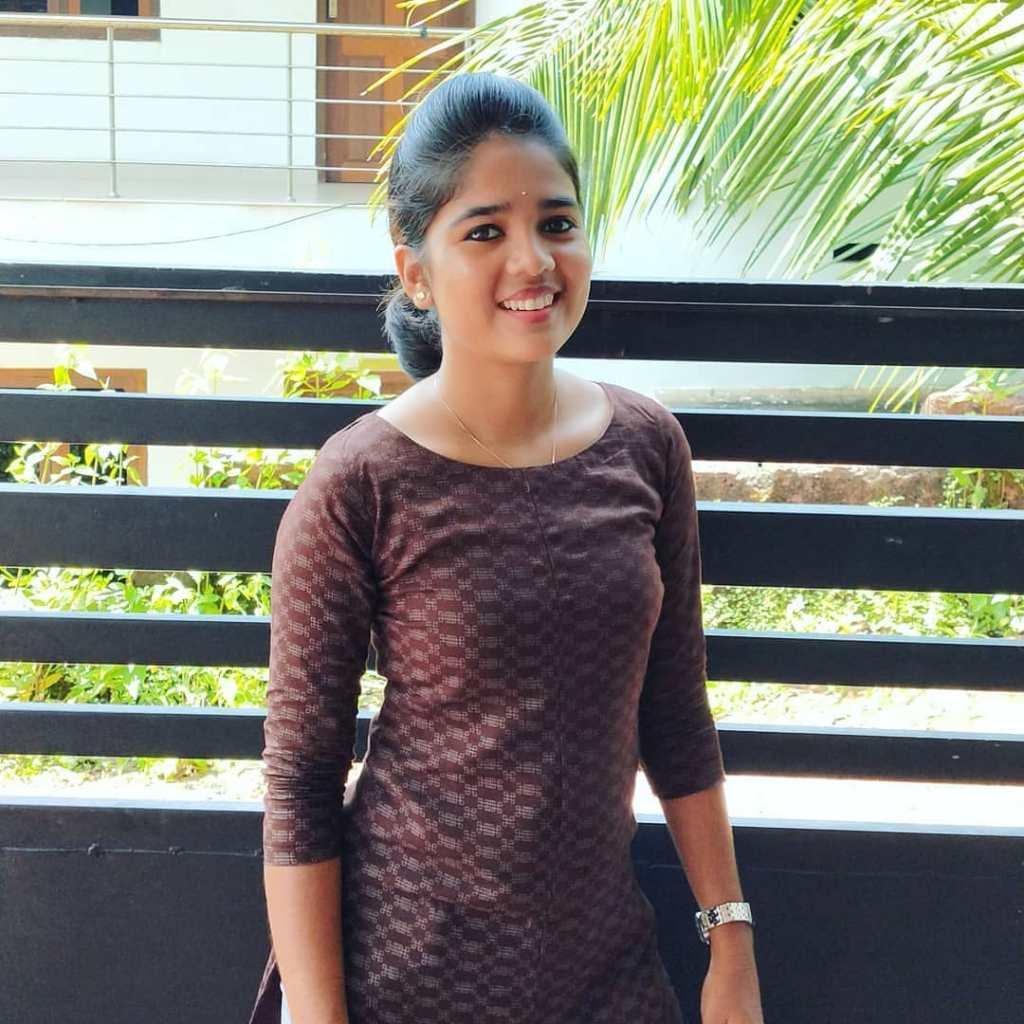 Kerala Tik Tok Star Dhanya S Rajesh (Helen of Sparta) HD Photos 3