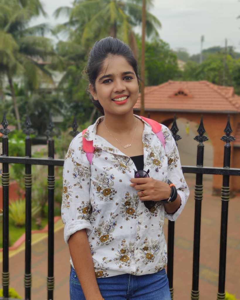 Kerala Tik Tok Star Dhanya S Rajesh (Helen of Sparta) HD Photos 16