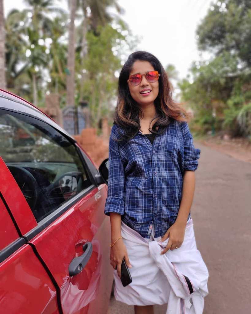 Kerala Tik Tok Star Dhanya S Rajesh (Helen of Sparta) HD Photos 24