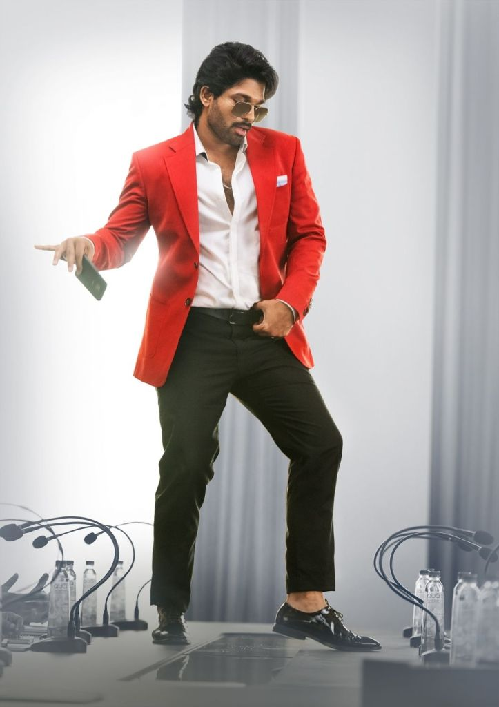 Allu Arjun Wiki, Age, Family, Movies, HD Photos, Biography and More 4