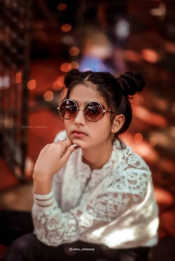 18+ Cute Photos of Anaswara Rajan 6