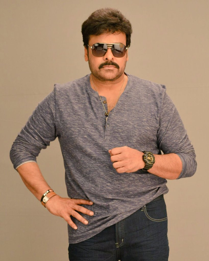 Chiranjeevi Wiki, Age, Family, Movies, HD Photos, Biography, and More 5