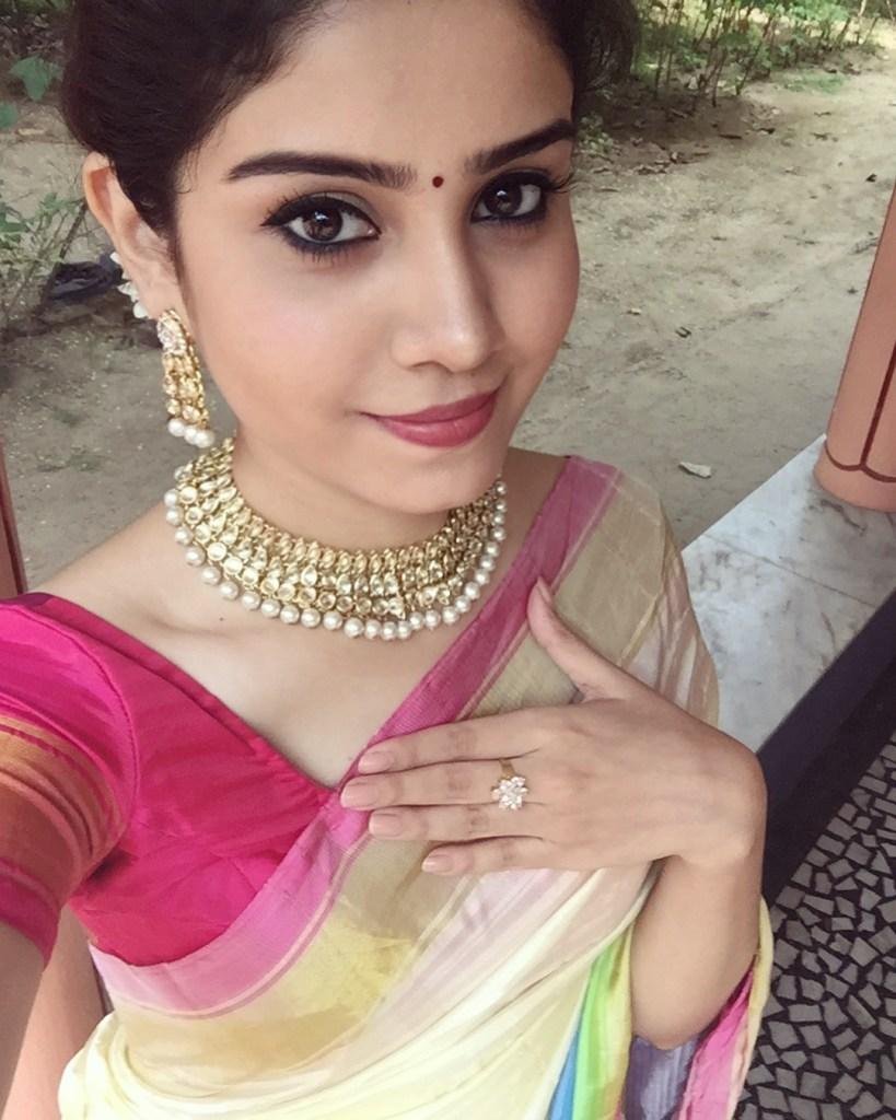 45+ Gorgeous Photos of Miss South India Lakshmi Menon 5