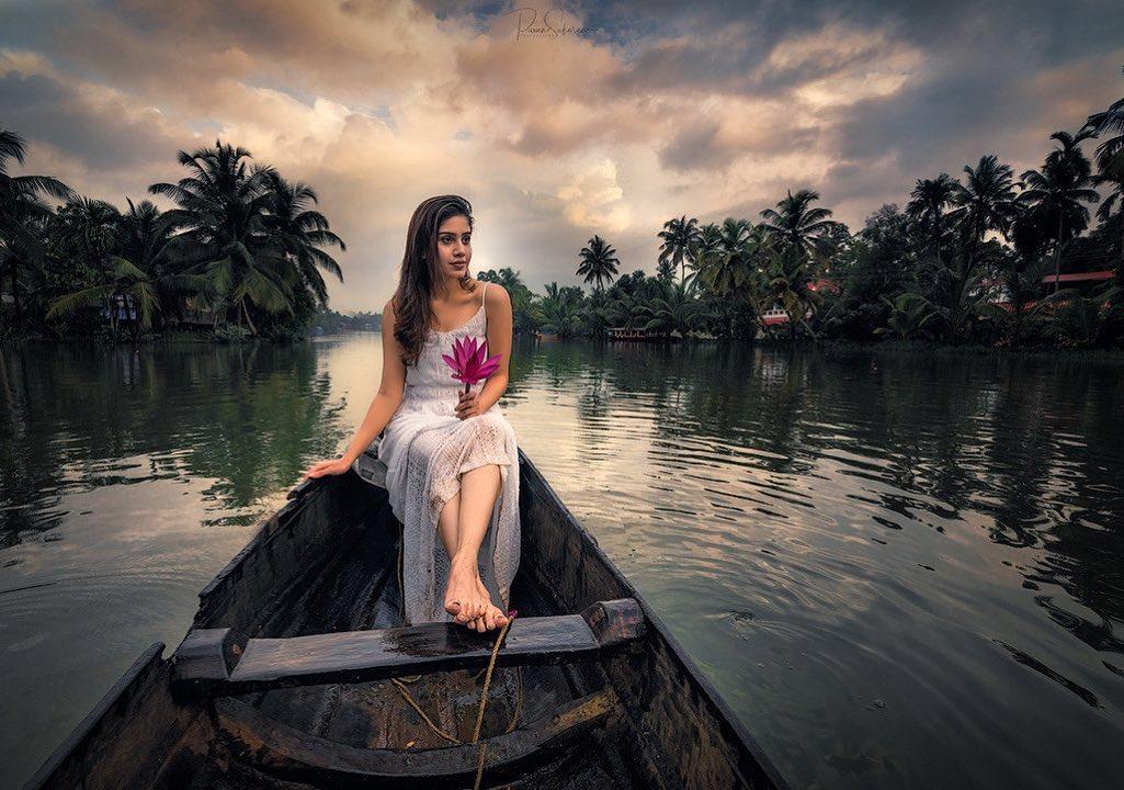 45+ Gorgeous Photos of Miss South India Lakshmi Menon 42