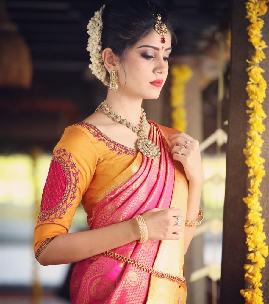 45+ Gorgeous Photos of Miss South India Lakshmi Menon 6