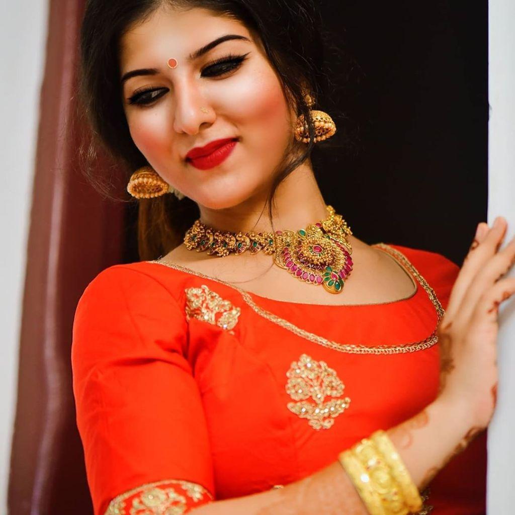 42+ Gorgeous Photos of Aswathy S Nair 29