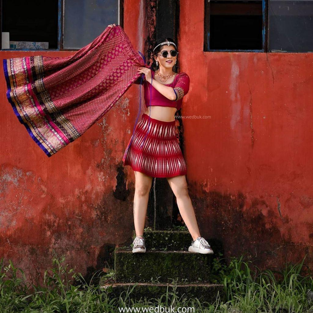42+ Gorgeous Photos of Aswathy S Nair 30