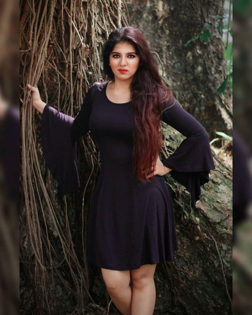 42+ Gorgeous Photos of Aswathy S Nair 43