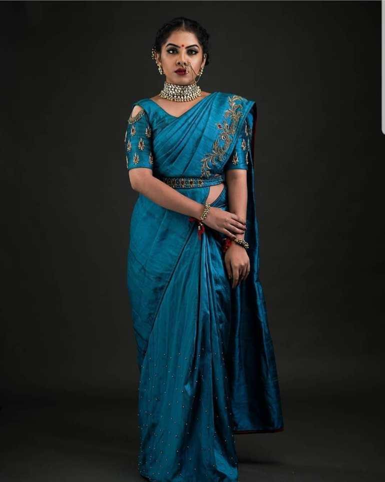 Vidhya Vijayakumar Stunning Photos, Biography, Wiki, Husband, Family, Instagram 29