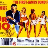 Bondtema: Dr.No ( 1962 StorBr. )