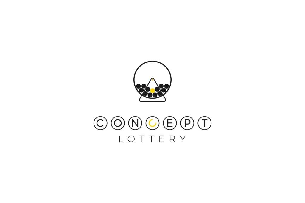 Concept lottery logo