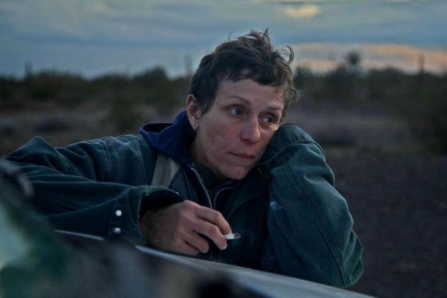 Nomadland'in Yapım Sürecine Odaklanan See You Down the Road İsimli Bir Kısa Belgesel Yayınlandı - FilmLoverss