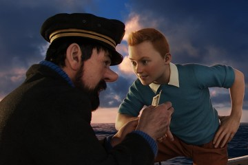 Tintin'in Live Action Uyarlaması