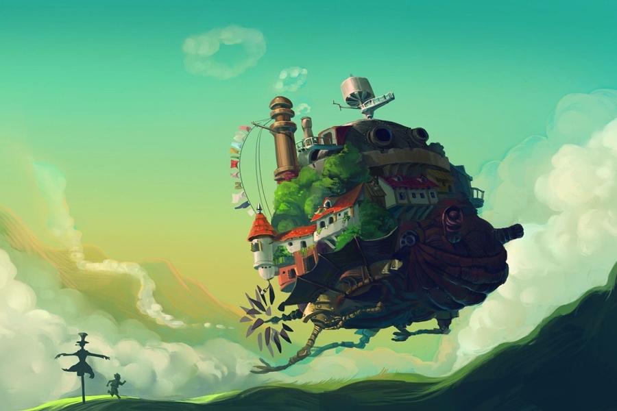 Studio Ghibli Tema Parkı Hazırlanıyor - FilmLoverss