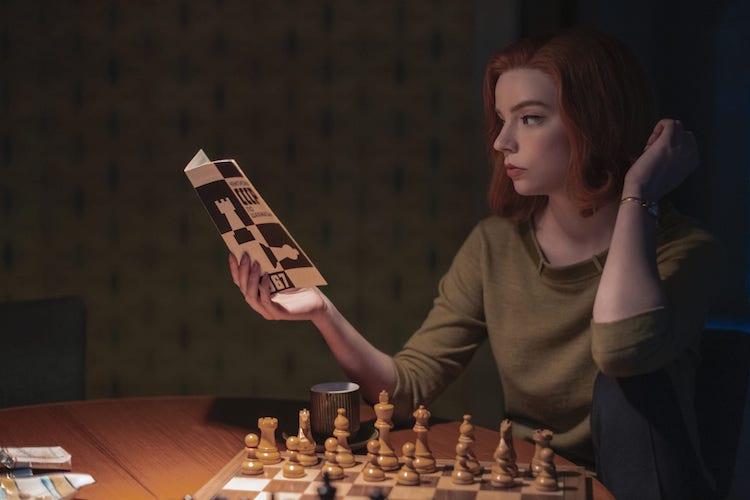 The Queen's Gambit 2021 Emmy Ödülleri