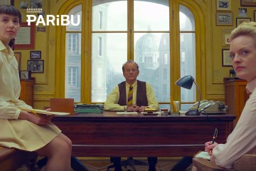 Fransız Postası - The French Dispatch