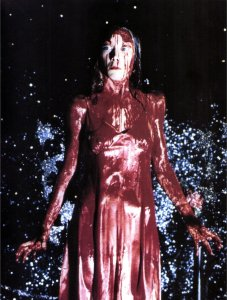 Spacek in the first adaptation.