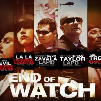 End of Watch شرسٌ ممتعٌ ذكي