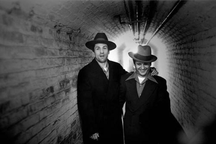 Robert De Niro and Joe Pesci, Filmmakersfans.com Image Display Courtesy : Brian Hamill