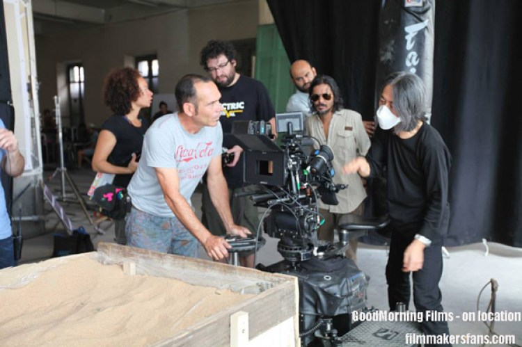 on location images