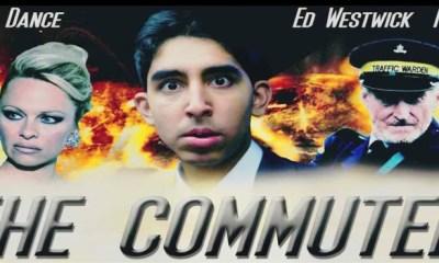 The Commuter, starring Dev Patel, mobile shot movie