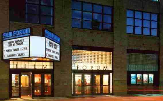 Filmmaking, Movie Theatre