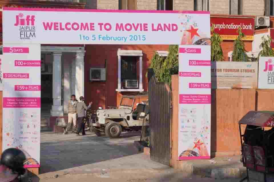 Jaipur Film Festival India