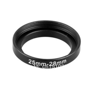 28 mm adapter lens