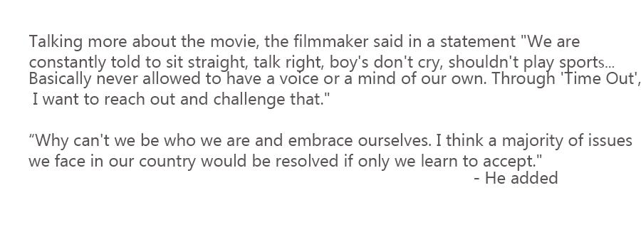 Filmmaker statement
