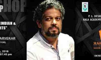 Filmmaking workshop Mumbai International short film festival