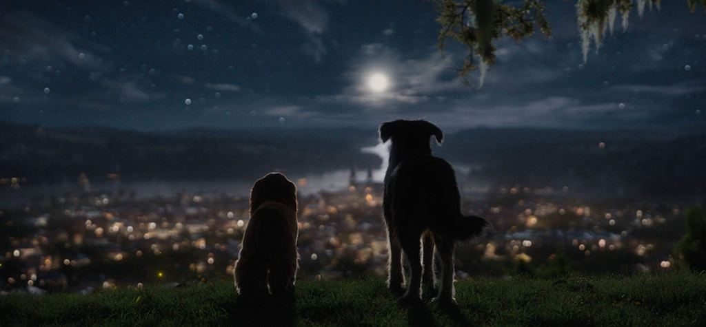 Lady and the Tramp Recensie Filmmierenneukers