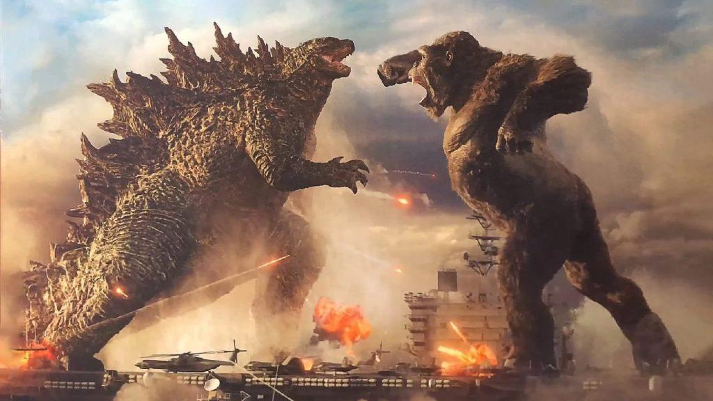 Godzilla vs Kong 2021 filmmierenneukers recensie