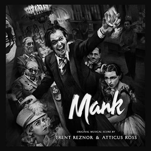 Image result for mank soundtrack album cover