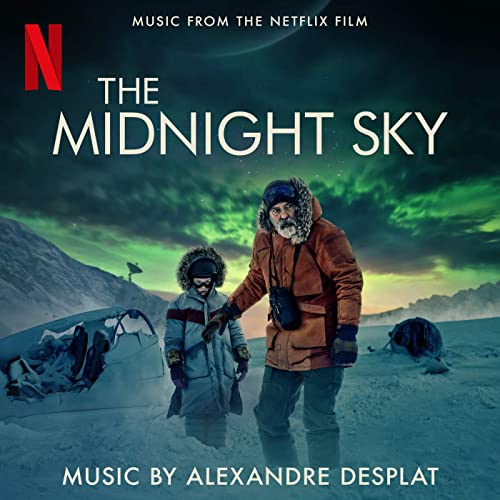 Image result for the midnight sky score album cover