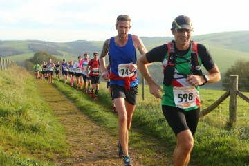 Beachy Head Marathon 2017