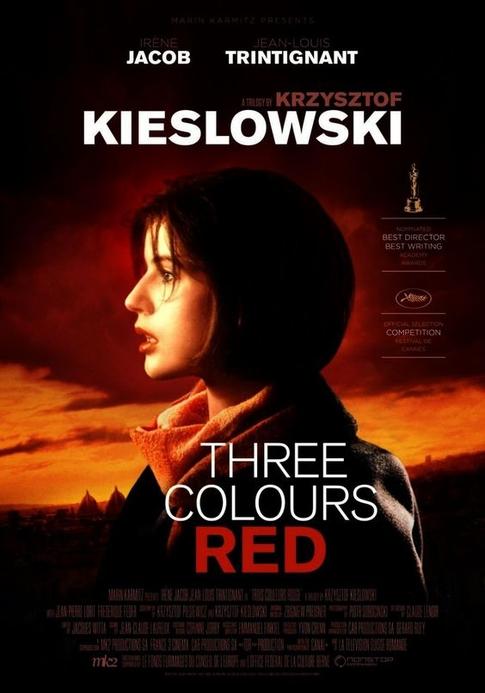 Tri boje - Crveno