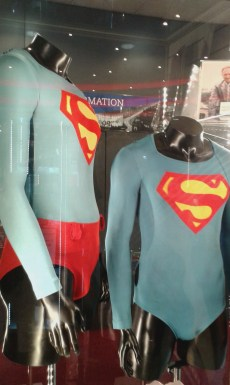 Christopher Reeves' baby grow. Yours for a mere 30k
